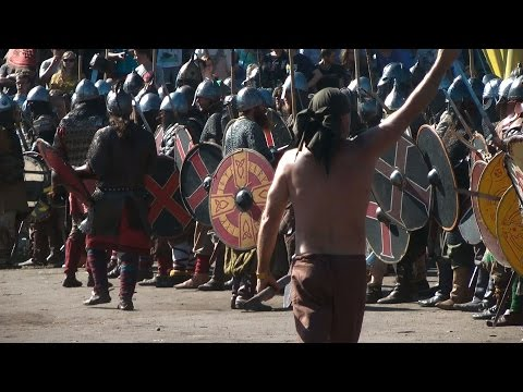 """21st Century Viking Stories"" XXI Slavs and Viking Festival Wolin 2015"