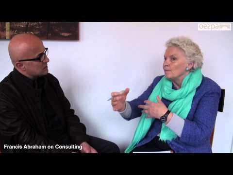 Consulting - Francis Abraham, Tavistock Institute London