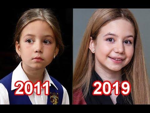 Помните малышку из сериала Закрытая школа? Только посмотрите, какой она стала