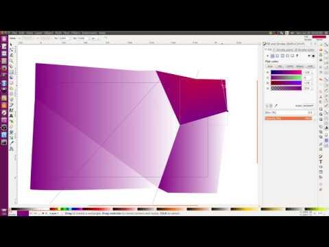 [Wallpaper] Linux Ubuntu 18.04 LTS:  Inkscape Vector Graphics Editor   dont laugh at me