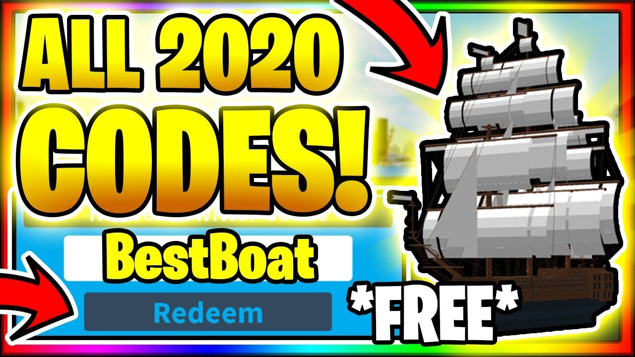 2020 All New Secret Op Working Codes Roblox Build A Boat For