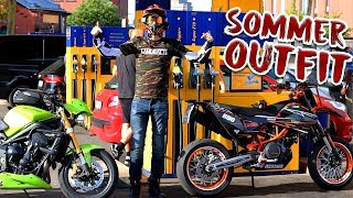 Motorradfahren bei Hitze?! | Das richtige Outfit