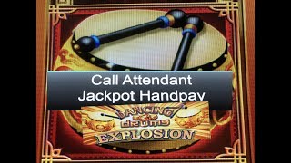 ★JACKPOT !☆DANCING DRUMS EXPLOSION Slot (SG) ★GOLD DRUMS BONUSES & MAJOR HANDPAY☆彡栗スロ