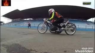 story wa  jagakan dia versi drag bike360P