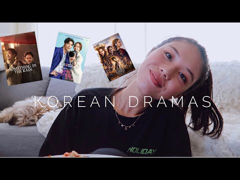 Korean Drama Favorites ✨updated