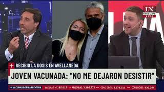 El Pase 2021 entre Eduardo Feinmann y Jonatan Viale - 23/03/2021