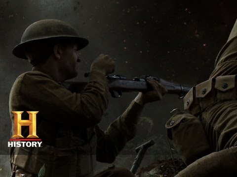 World War I: One Word  History
