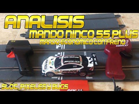Mando Ninco 55 Plus con freno por menos de 10 Euros