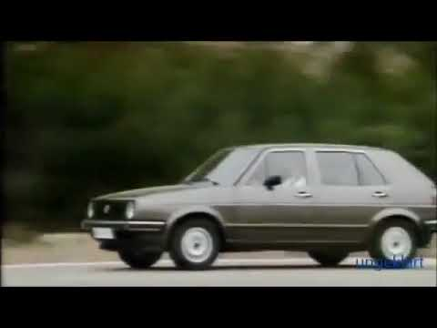 Новый VW Golf 2 1983