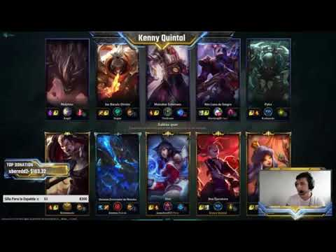 Exchange LOL with everyone 13082019 #1- Kenny Quintal
