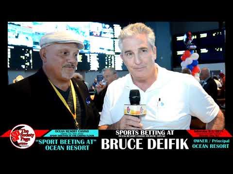 "OCEAN RESORT CASINO, Atlantic City NJ  ""Sport Betting Now"""