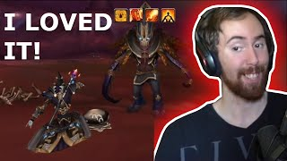 """Asmongold Reacts to """"TOP 10 HARDEST HITTING ABILITIES IN WOW HISTORY"""""""