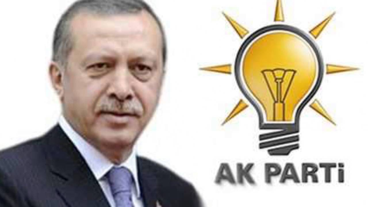 Recep Tayyip Erdoğan AK Parti Secim Müzik - YouTube