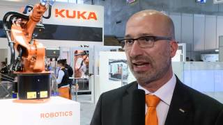 EuroBLECH 2014: News from the automation sector