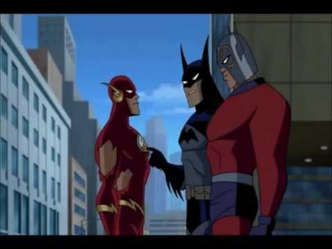Flash and Captain Boomerang
