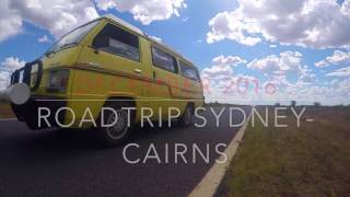 Roadtrip East Coast AUSTRALIA  (December 2016)