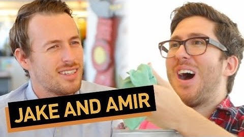 jake and amir couch for sale