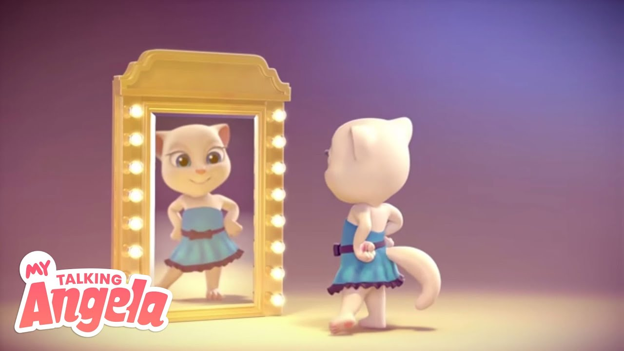 new in my talking angela dream shoes official trailer new in my talking angela dream shoes official trailer altavistaventures Images