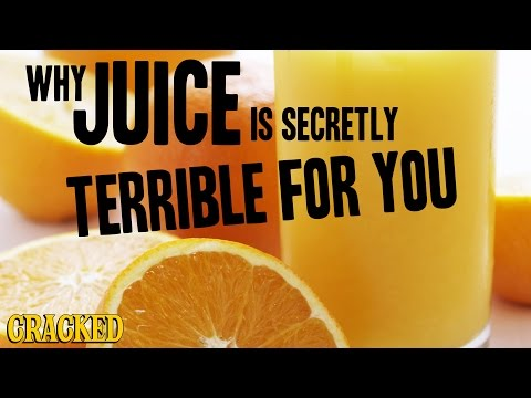 Why Juice Is Secretly Terrible For You
