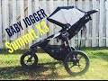 Jogging Stroller REVIEW | Summit X3 by Baby Jogger