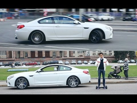 Тест-драйв BMW M6 Competition Package (575 сил) + стенд и 0-200 км/ч