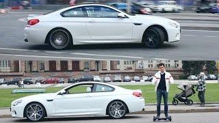 Тест драйв BMW M6 Competition Package (575 сил) + стенд и 0 200 км/ч