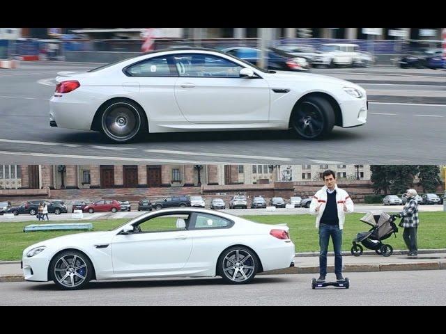 Тест-драйв BMW M6 Competition Package (575 сил) + стенд и 0-200 км/ч