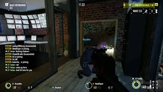 How to make people leave your lobby in Payday 2