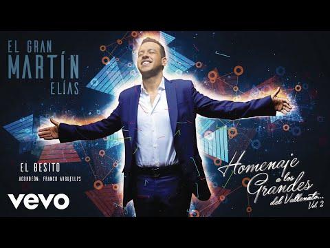 El Gran Martín Elías - El Besito (Cover Audio)