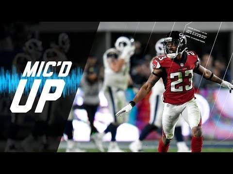 """Falcons vs. Rams Best Mic'd Up """"They Are GOOD Bro"""" (NFC Wild Card) 