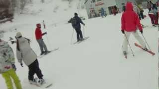 川場スキー場 2012シーズン ファンライドパーク 里谷 多英 選手 里谷多英 検索動画 16