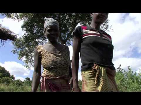 Bednets saving lives in Mozambique