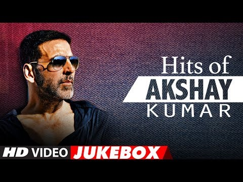 Birthday Special:  Hits of Akshay Kumar   Jukebox  Akshay Kumar Songs  Latest Hindi Songs