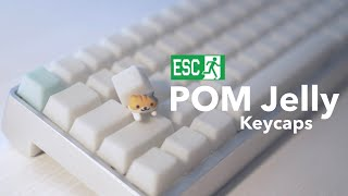 POM Jelly Keycaps by Escape Ke…