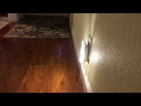 c309c796ec2 Product review  Etekcity® 3-in-1 Motion-activated LED Night Light - YouTube