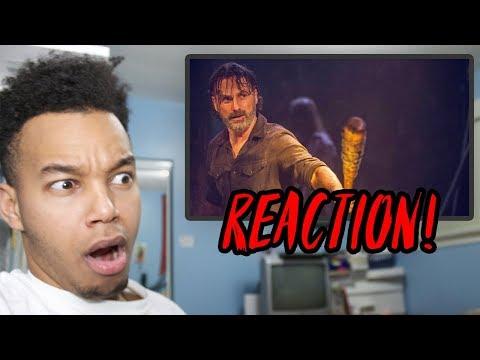 "The Walking Dead Season 8 Episode 12 ""The Key"" REACTION! (Part 2)"