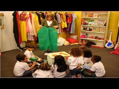 Curso Teatro na Educação Infantil - Ensaios