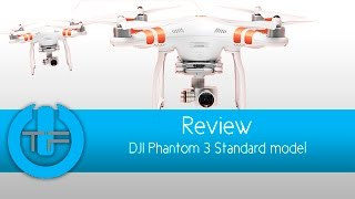 DJI Phantom 3 Standard Review el mejor cuadricoptero con cámara
