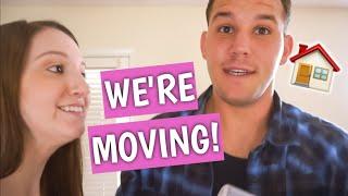 WE'RE MOVING! 🏠 | HOUSE HUNTING VLOG | Erika Ann