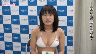 Fカップの橘もか、見どころはお風呂のシーンのチューブトップ 愛沢新菜 検索動画 29