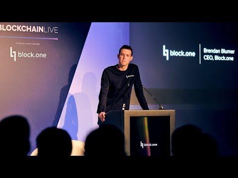 Blockchain Live 2018 Welcome Keynote