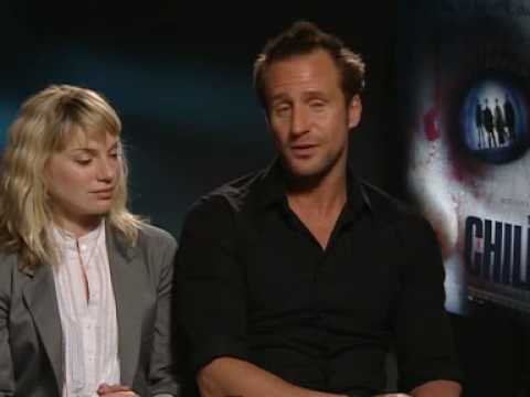 Stars of The Children worried about kids on set