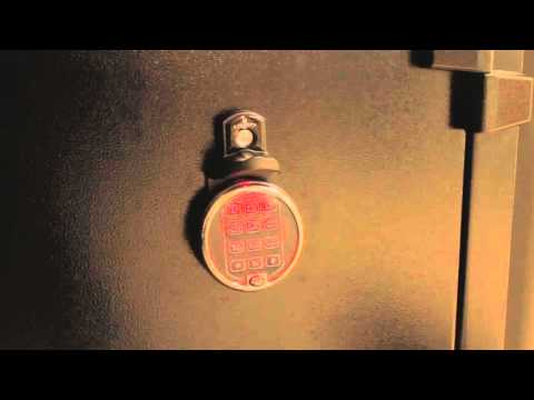 Security Safe Lock Video