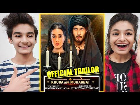 khuda-aur-mohabbat---official-trailer-reaction- -indian-reaction-on-pakistan