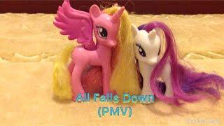 Alan Walker-All Falls Down (PMV) 🎵ft.Noah Cyrus,Digital Farm Animals  (see description)