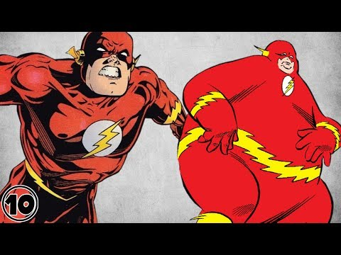 Top 10 Flash Dumbest Moments – Part 3