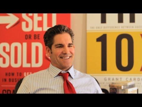 Grant Cardone Talks Business on The Mark Kohler Show