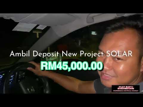 PAKAR ELEKTRIK : New Project SOLAR Deposit