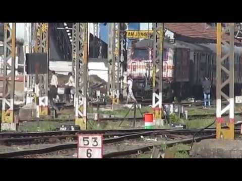 AJNI WAP-7 Gitanjali Express departing Kalyan Jn for very first time!
