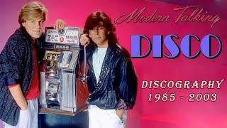 M̲o̲de̲r̲n T̲a̲lki̲ng̲ - Discography - 1985 - 2003